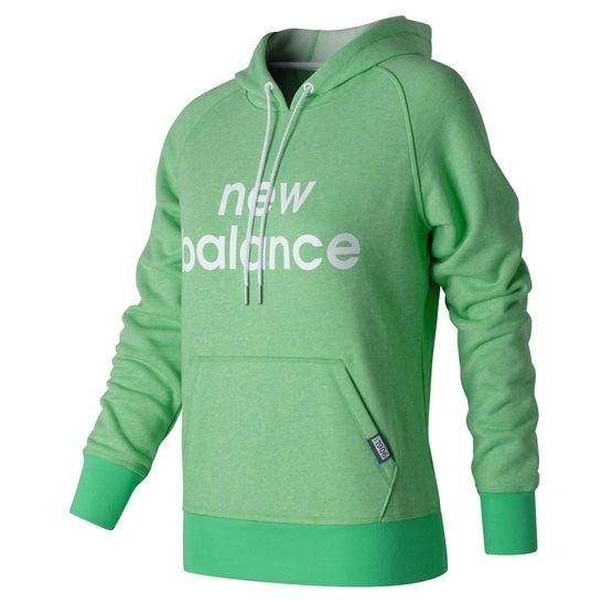 ニューバランス newbalance 【40%OFF】 クラシックプルオーバーフーディ レディース > アパレル > ライフスタイル グリーン・緑 セール SALE