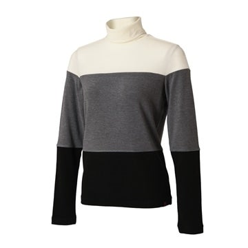 【50%OFF】L/SLEEVE MOCK NECK PULLOVER