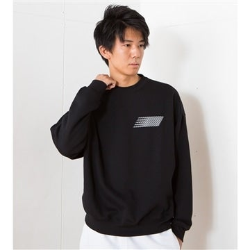 N.HOOLYWOOD EXCHANGE SERVICE×New Balance SWEAT SHIRT