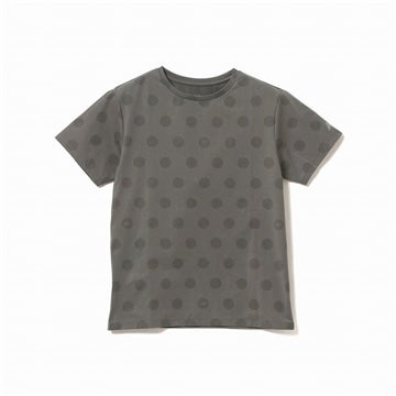 new balance × BEAMS BOY ドット Tシャツ