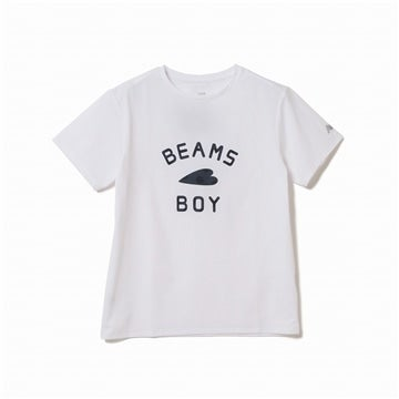 new balance × BEAMS BOY ロゴ Tシャツ